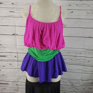 Other - Sirena sz 12 skirt one piece bathing suit